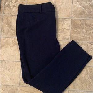 Kaari Blue Curvy Skinny Legs size 14W